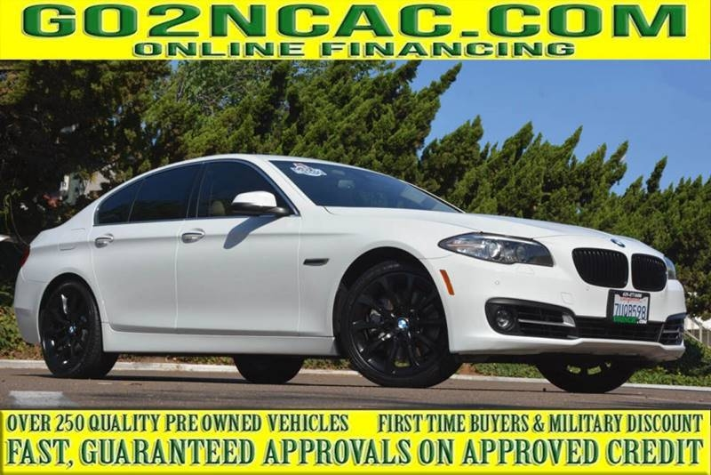 BMW 5 Series 2016 price $24,900