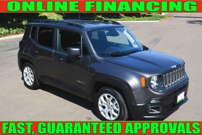 Jeep Renegade 2018 price $17,700
