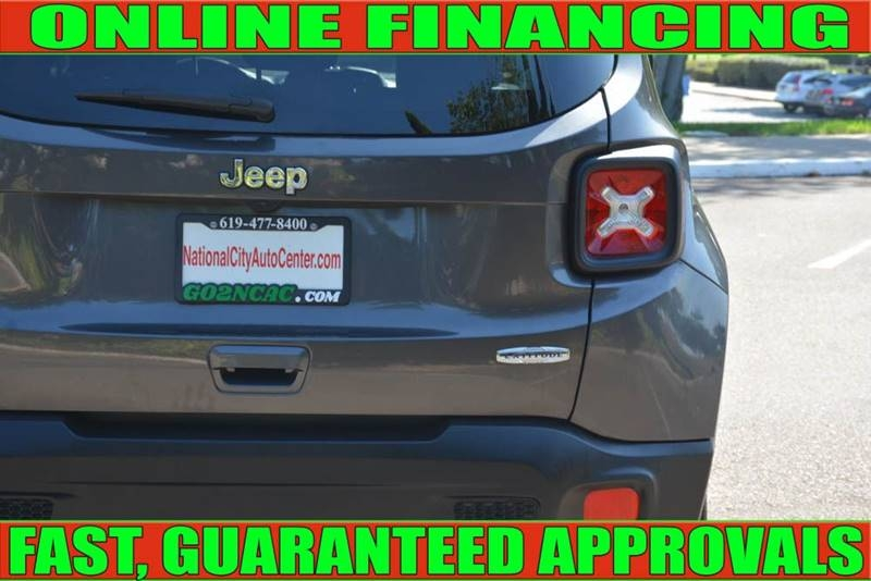 Jeep Renegade 2018 price $15,990