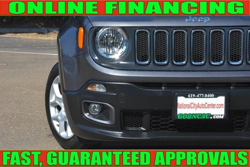 Jeep Renegade 2018 price $16,990