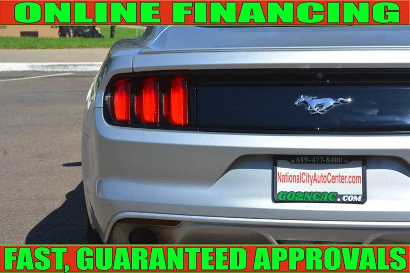 Ford Mustang 2015 price $16,900