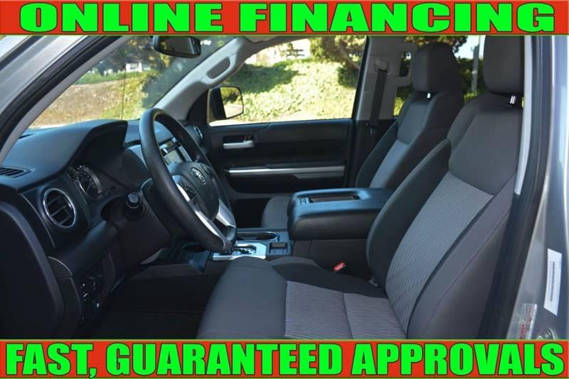 Toyota Tundra 2016 price $28,490