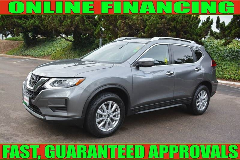 Nissan Rogue 2018 price $16,600