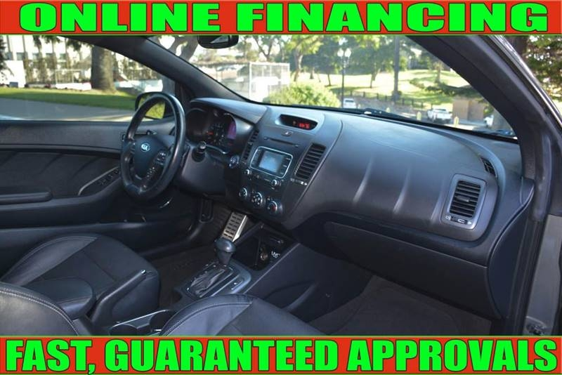 Kia Forte Koup 2015 price $12,900