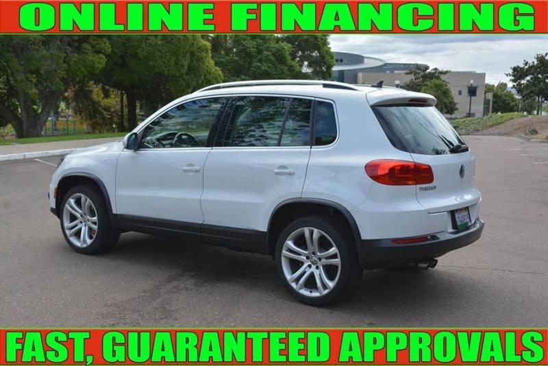 Volkswagen Tiguan 2012 price $12,498