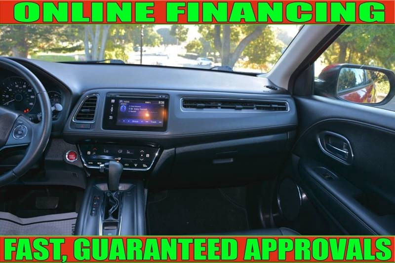 Honda HR-V 2016 price $15,900