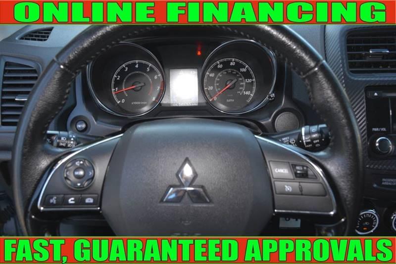 Mitsubishi Outlander Sport 2017 price $13,700