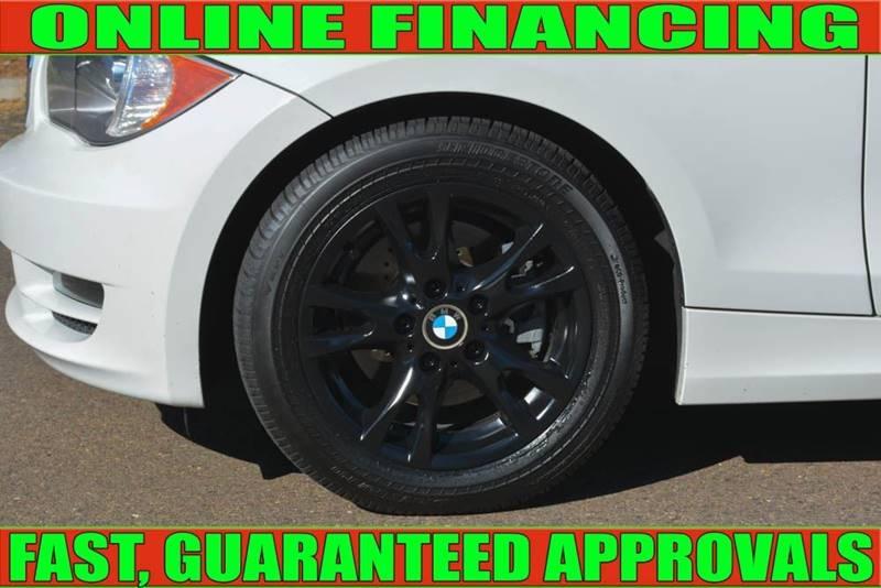 BMW 1 Series 2008 price $12,800