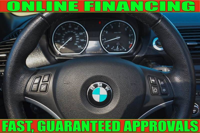 BMW 1 Series 2008 price $11,500