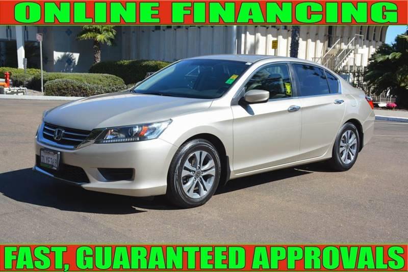 Honda Accord 2015 price $15,990