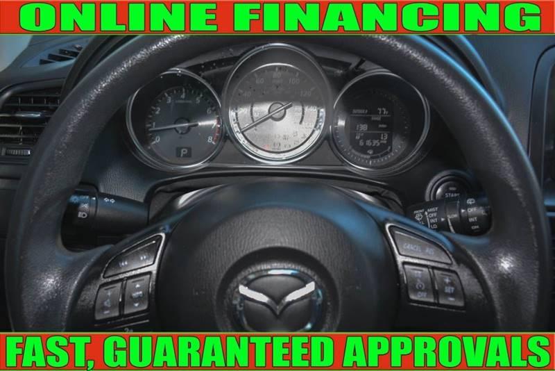 Mazda CX-5 2015 price $14,990