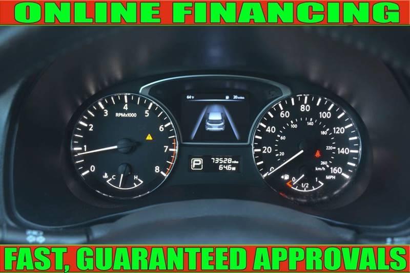 Nissan Pathfinder 2015 price $14,990