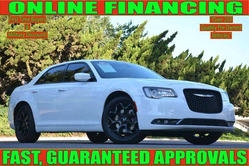 Chrysler 300 2018 price $20,700
