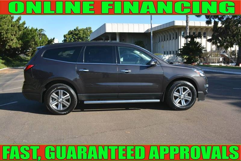 Chevrolet Traverse 2017 price $20,990