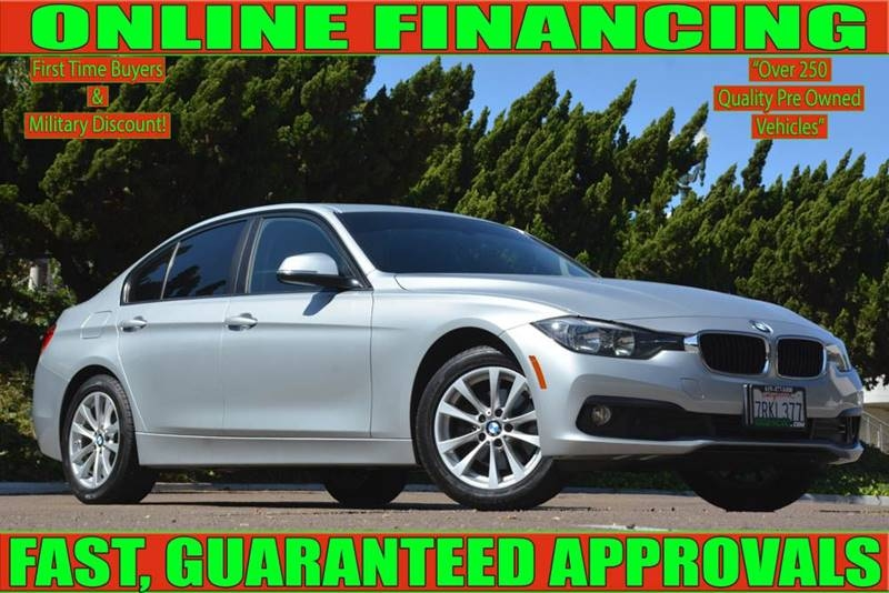 BMW 3 Series 2016 price $17,990