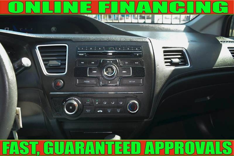 Honda Civic 2015 price $12,990