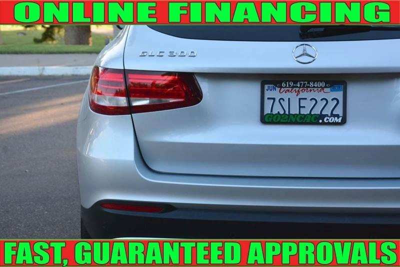 Mercedes-Benz GLC 2016 price $22,990