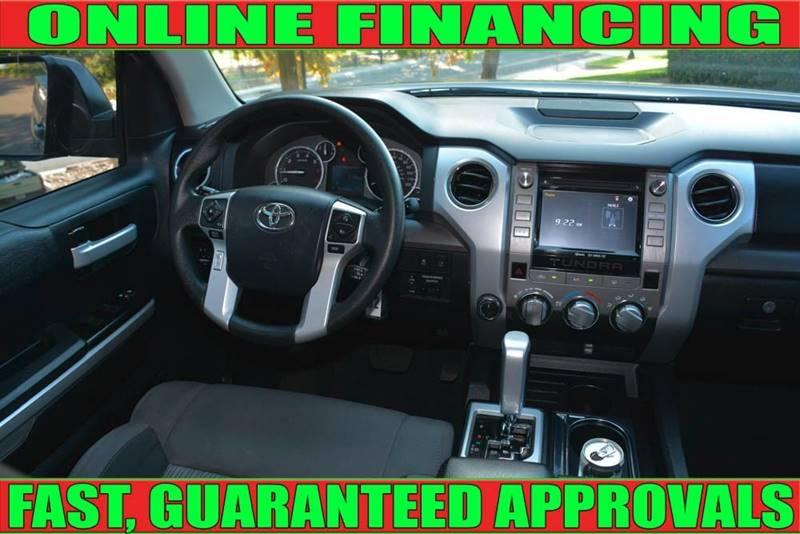 Toyota Tundra 2016 price $37,900