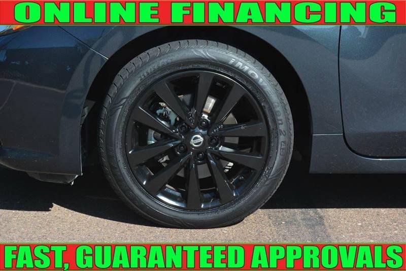 Nissan Altima 2018 price $15,498