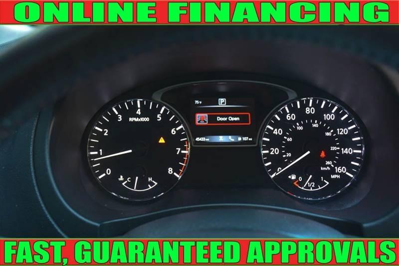 Nissan Altima 2018 price $14,498