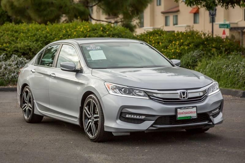 Honda Accord 2017 price $17,700
