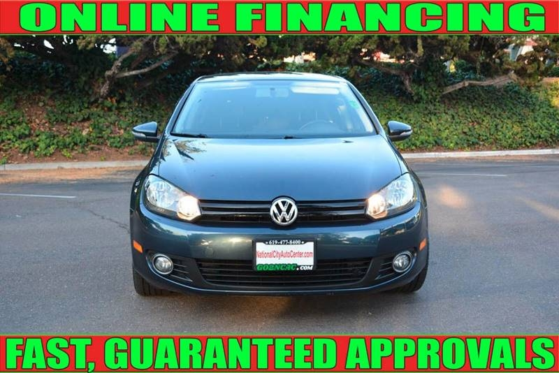 Volkswagen Golf 2012 price $11,990