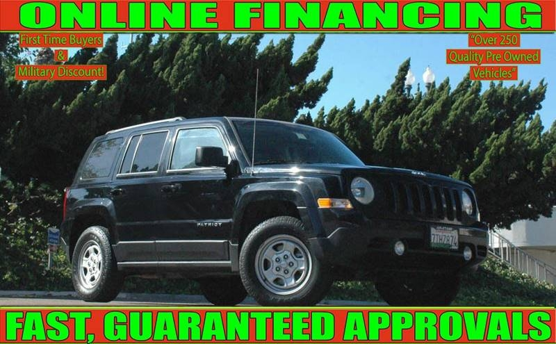 Jeep Patriot 2016 price $12,990