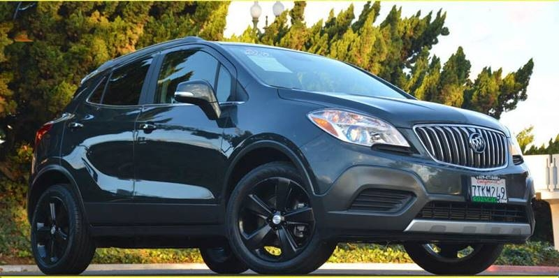 Buick Encore 2016 price $15,700