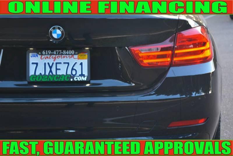 BMW 4 Series 2015 price $20,700