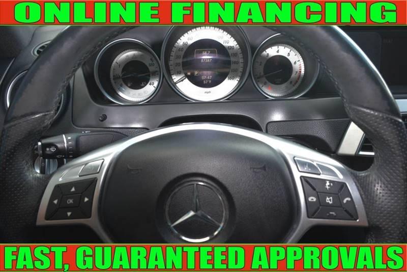 Mercedes-Benz C-Class 2013 price $13,990