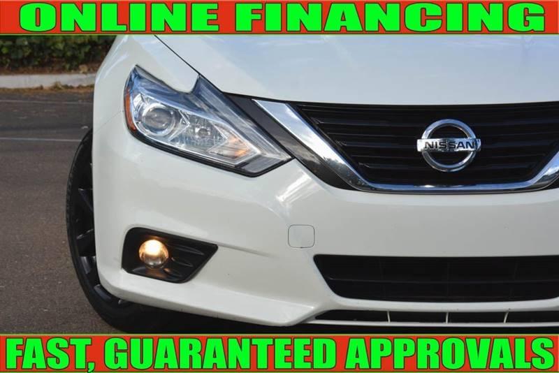 Nissan Altima 2018 price $14,990