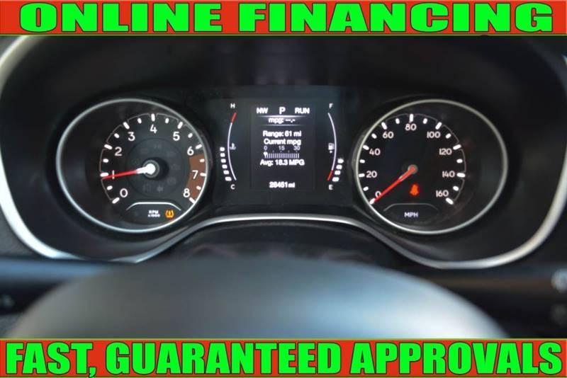 Jeep Compass 2018 price $15,498