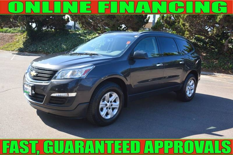 Chevrolet Traverse 2015 price $16,450