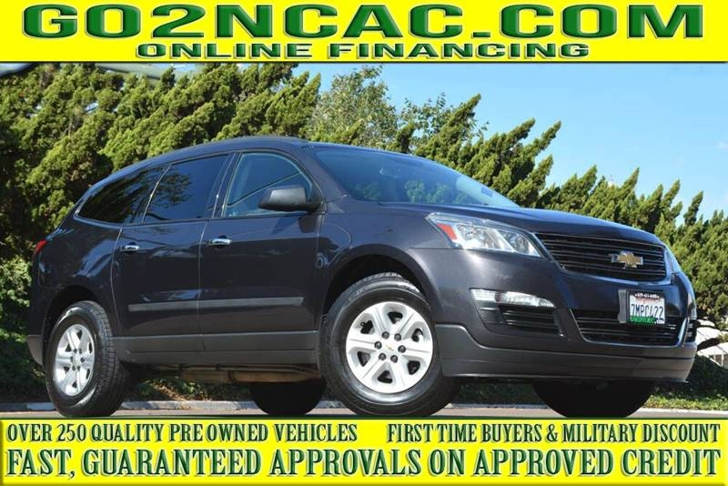 Chevrolet Traverse 2015 price $15,990