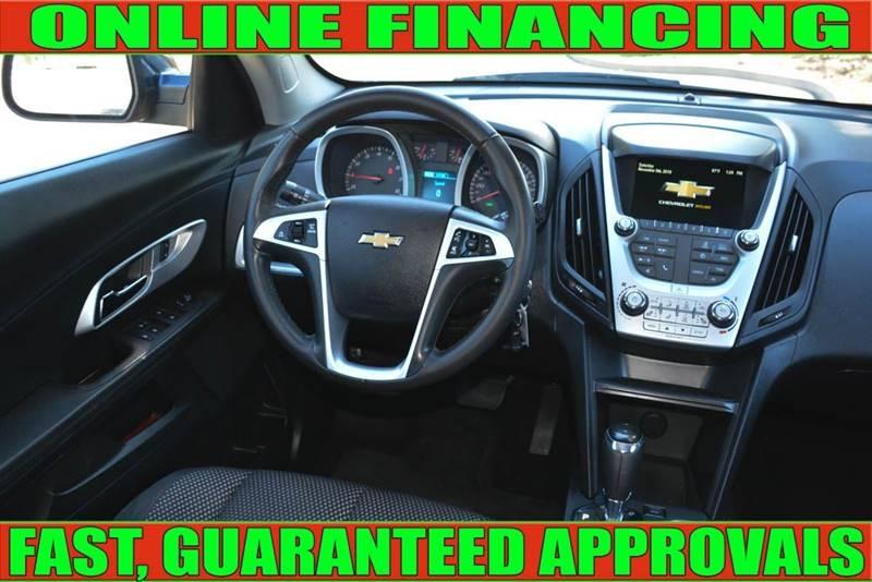 Chevrolet Equinox 2017 price $15,560