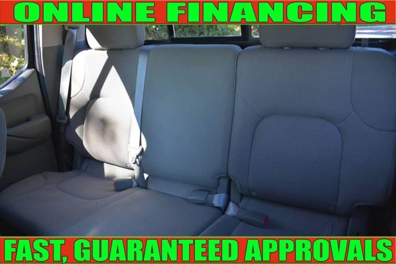 Nissan Frontier 2019 price $21,490