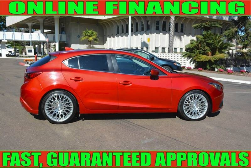 Mazda MAZDA3 2016 price $14,500