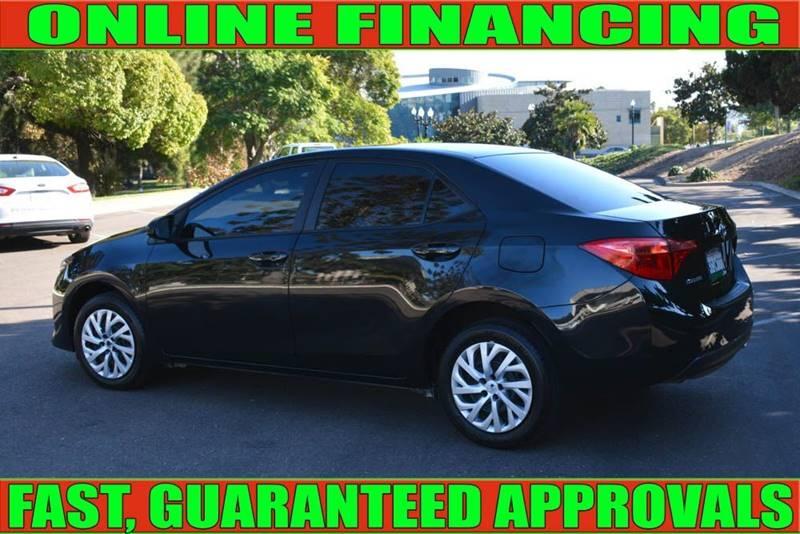 Toyota Corolla 2019 price $14,948