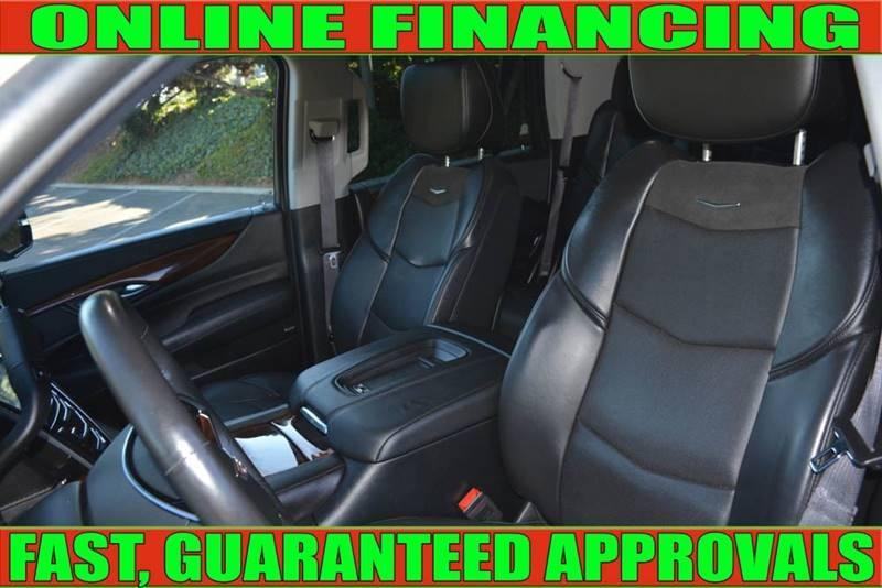 Cadillac Escalade 2016 price $41,700
