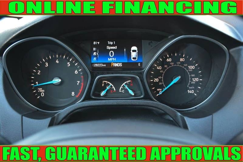 Ford Focus 2016 price $11,990