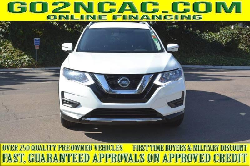 Nissan Rogue 2018 price $15,990