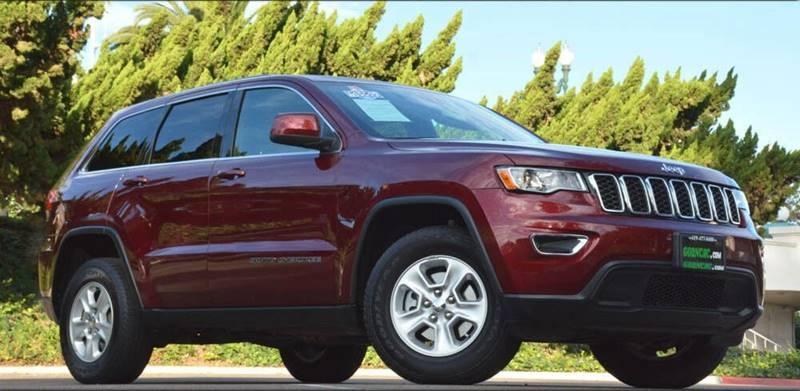 Jeep Grand Cherokee 2017 price $23,900