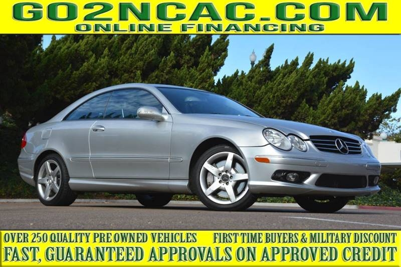 Mercedes-Benz CLK 2005 price $4,990