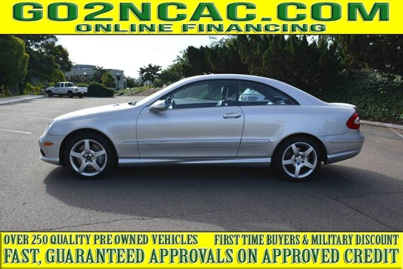Mercedes-Benz CLK 2005 price $5,900