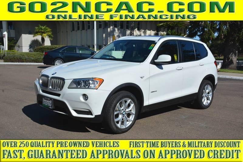 BMW X3 2012 price $14,990