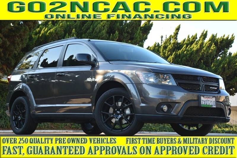Dodge Journey 2016 price $13,990