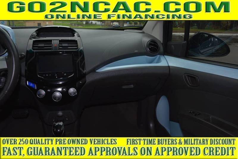 Chevrolet Spark EV 2014 price $7,500