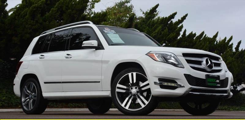 Mercedes-Benz GLK 2015 price $18,900