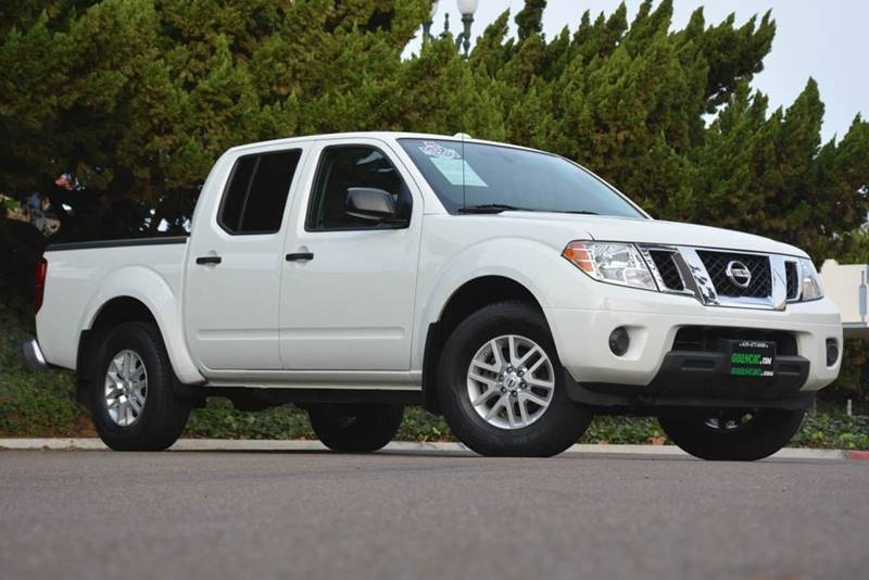 Nissan Frontier 2018 price $20,599