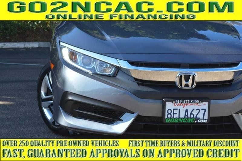 Honda Civic 2018 price $15,498
